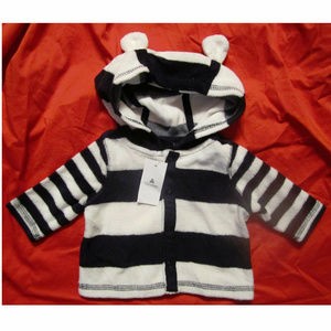 Baby Gap Striped Terry Hoody